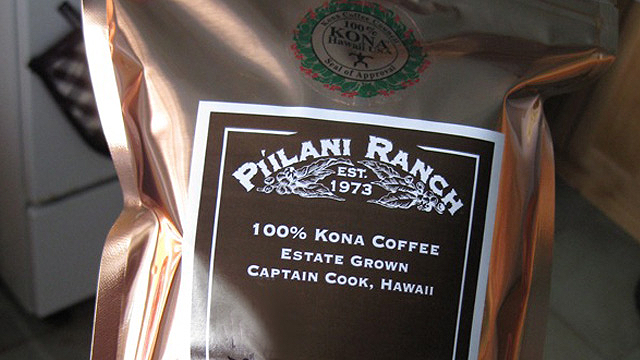 Ke'ei Sugar Shack Coffee Pi'ilani Ranch